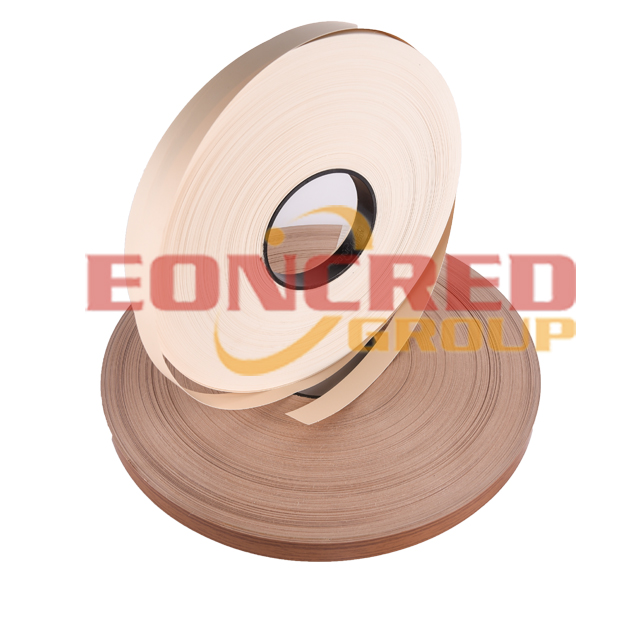 Bandas de borde de pvc de muebles de 0.15 mm